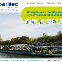 BARILLEC ad june motorship